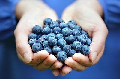 Super Foods Blueberries