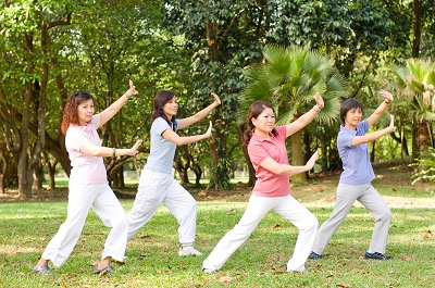 Tai Chi for Pain Management