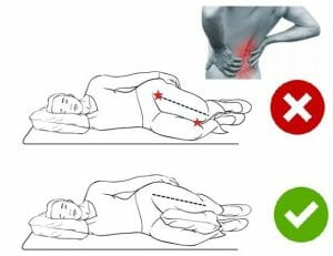 back pain while sleeping how a chiropractor can help