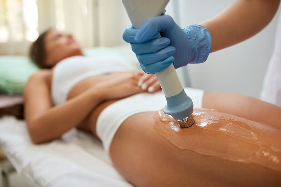 oakville shockwave therapy quad treatment